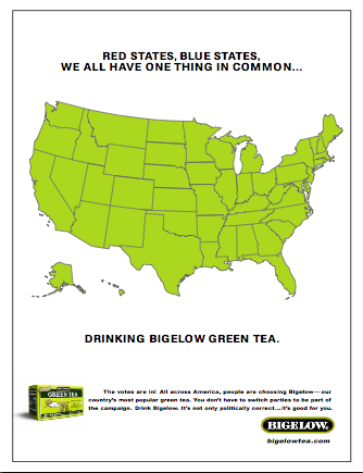 """Green States"" as seen in current issue of Time Magazine"